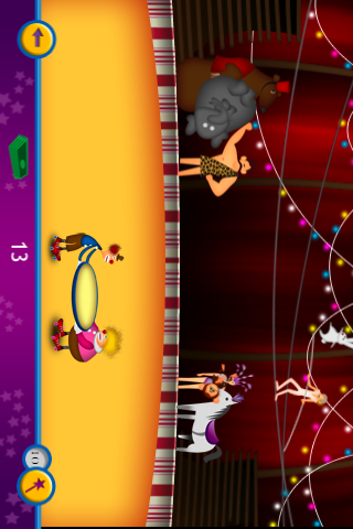 Screenshot iCatch Circus Experience