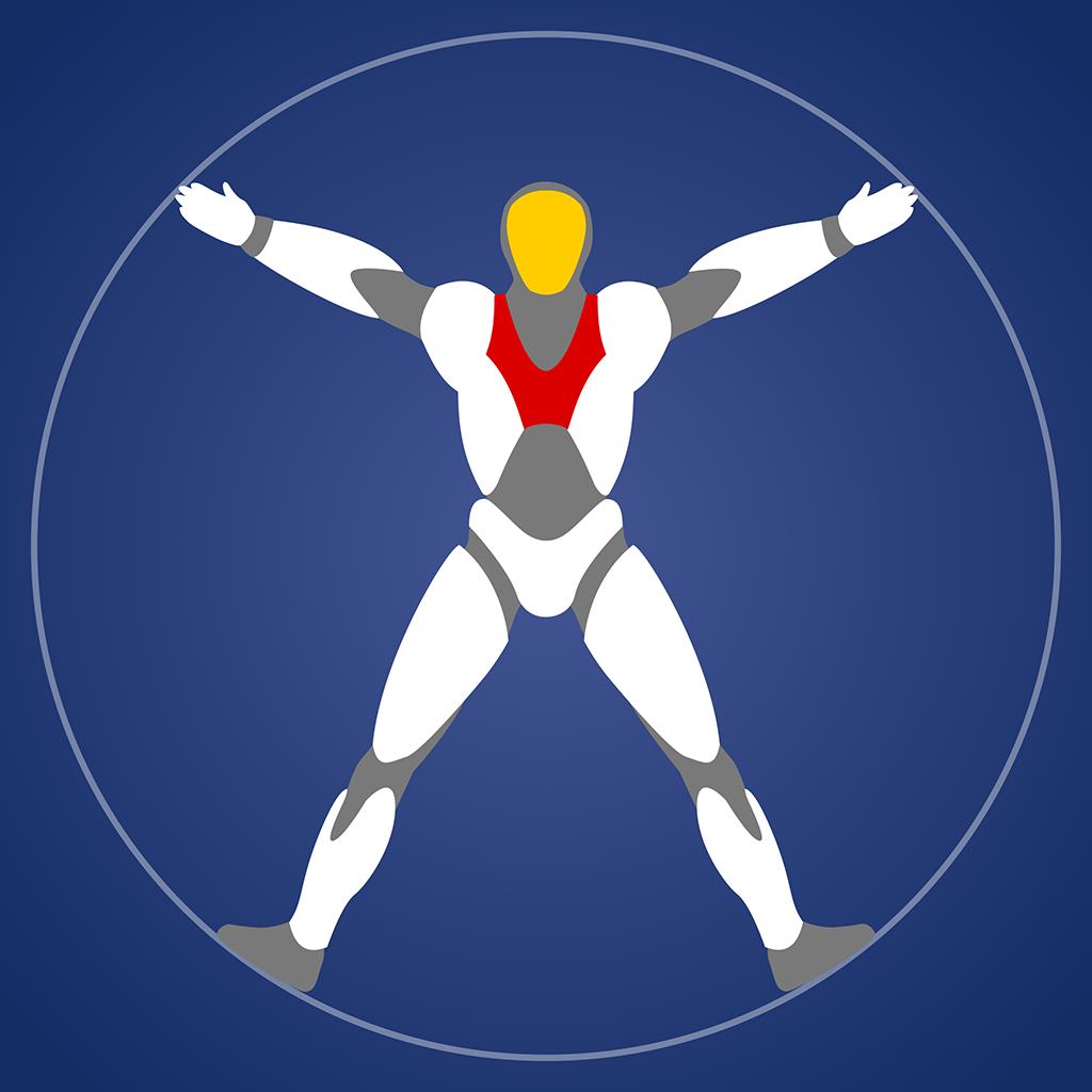iPhone, iPad: »Superhero Workout«